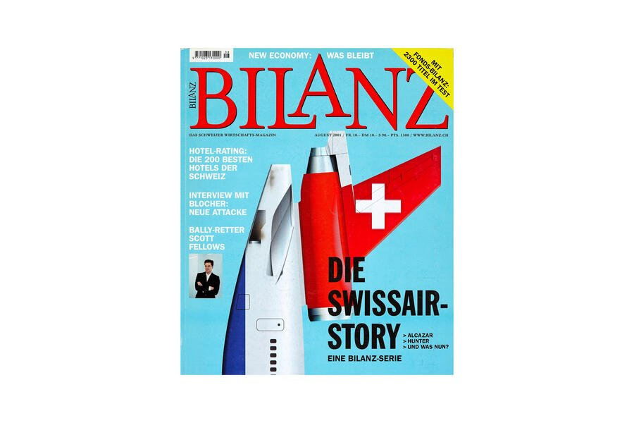 Swiss Bilanz Cover