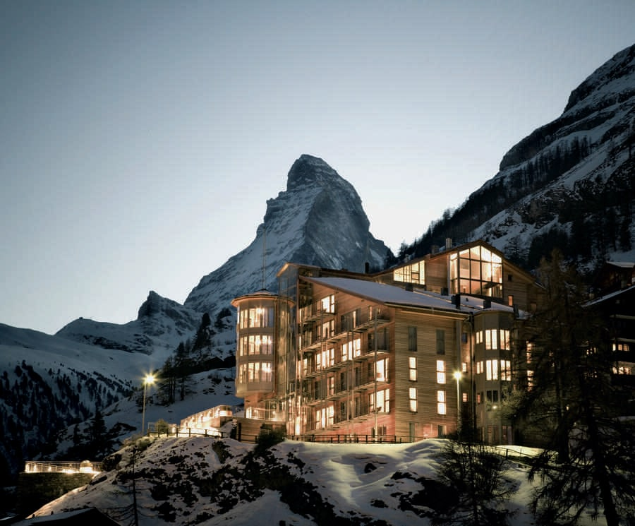 The Omnia Mountain Lodge, Zermatt
