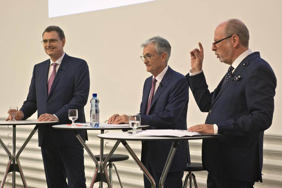 Thomas J. Jordan, SNB;Jerome Powell, FED;Martin Meyer, SIAF