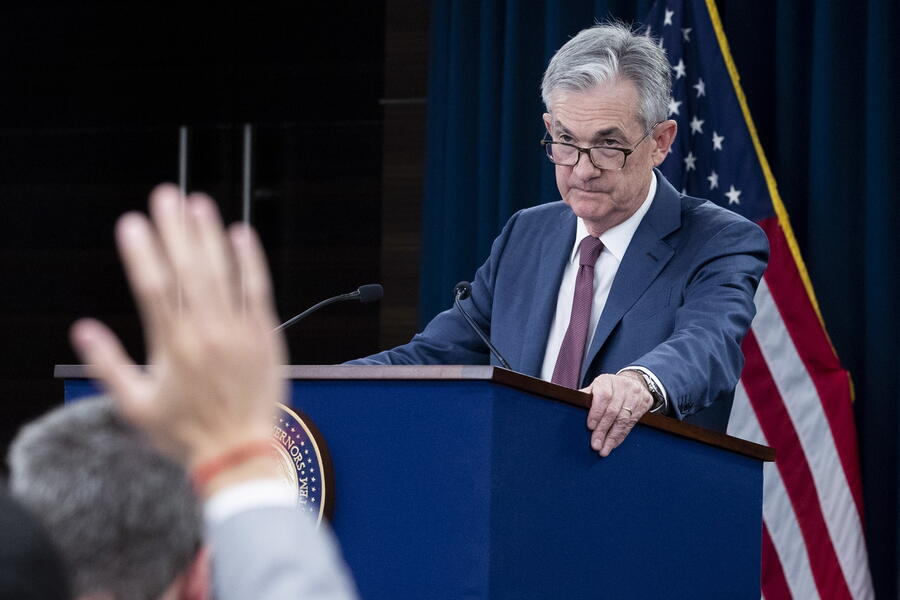 USA ECONOMY FEDERAL RESERVE POWELL