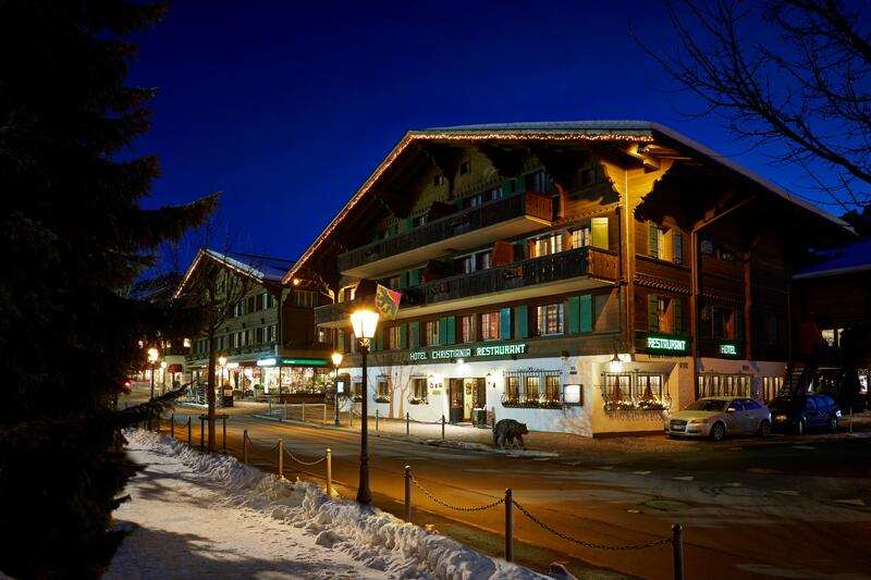 Hotel Christiana, Gstaad BE