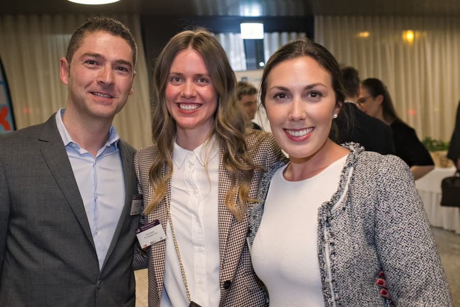 Jorge Cremades Perez, EF Education First;Fiona Buess, EF Education First;Cristina Mata, EF Education First